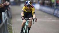 Wout van Aert start toch in Omloop Het Nieuwsblad