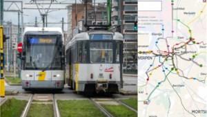 Plan van De Lijn voor 'Tramnet 2020': acht sneltrams, vier stadstrams