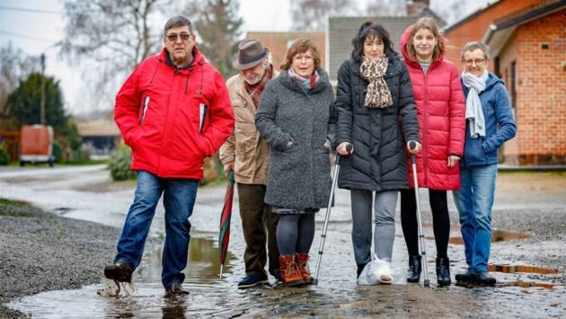 Bewoners 'slechtste straat van Mechelen' wanen zich in middeleeuwen
