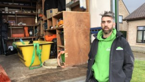 """Dieven stelen 6.000 euro aan werkmateriaal bij dakwerker: """"Bestelwagens uitrusten met alarm, zodat we daders tenminste horen"""""""