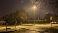 Opgelet: winterse buien zorgen voor gladheid op de weg