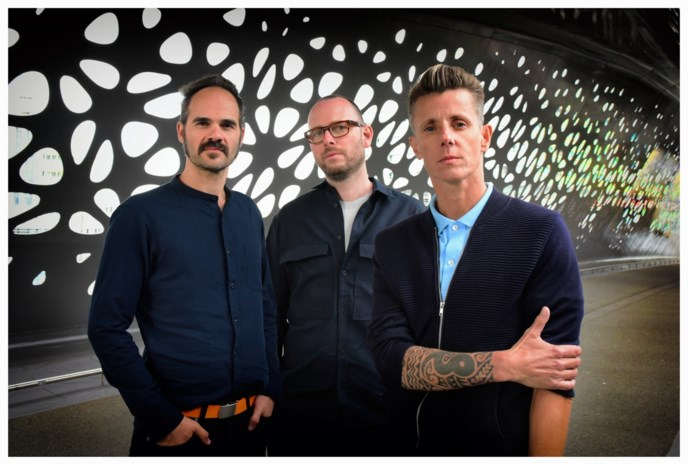 """Nieuw lijf, nieuwe band: Sam Bettens lost eerste plaat met Rex Rebel: """"Plots zitten we in een boyband"""""""