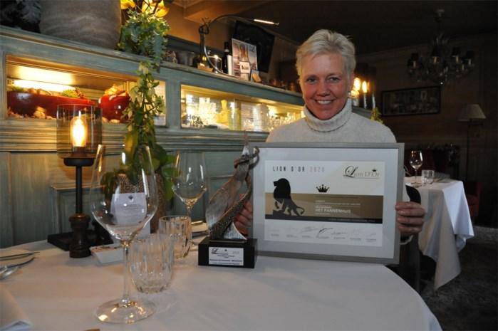 Ladychef van Pannenhuis wint haar tweede Lion D'Or voor horecapersoonlijkheid