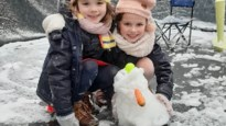 Eerste sneeuwpoppen van het jaar duiken op, maar lang niet overal