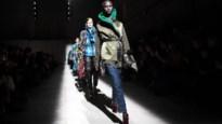 Drama à la Dries Van Noten: veel fluweel, kleuren om in te verdwalen en opvallend haar