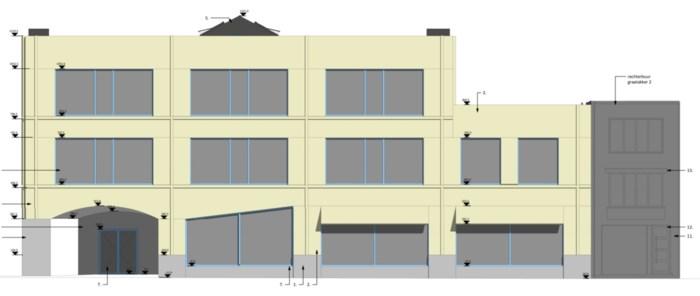 Zorgschool Hivset breidt uit in Graatakker, modern lesgebouw gepland voor zomer 2022