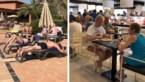 """Beelden tonen hoe gasten in hotel op Tenerife genieten van zon en gratis champagne: """"Welk coronavirus?"""""""