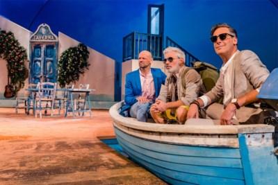 Mamma Mia!: een familiemusical mét Stany Crets, zijn partner én dochter