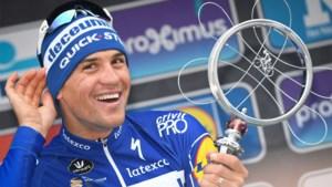 """Uittredende winnaar Zdenek Stybar in de Omloop: """"Drie kopmannen? Misschien zijn het er wel zes!"""""""