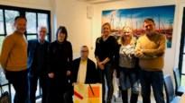 Ereburger en winnaar van Vlaamse cultuurprijs wordt getrakteerd op feestlunch