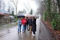 """Bewoners Valkenlaan vinden hun straat te smal: """"We willen enkelrichting of fietsstraat"""""""