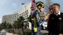 "Antwerpse renners vast in hotel in Abu Dhabi: ""Gelukkig is er een zonnig dakterras"""
