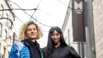 Elodie Ouedraogo opent pop-up