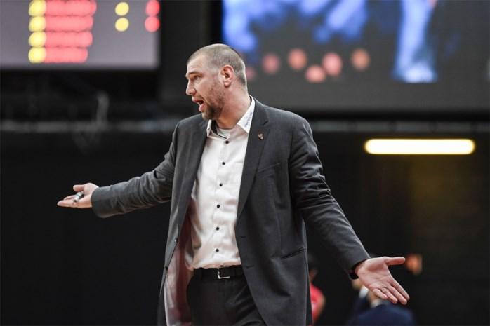 """Telenet Giants Antwerp kunnen alleen op eerste plaats fonkelen: """"Strijd om poleposition breekt nu al los"""""""