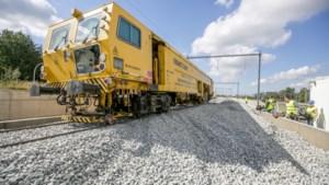 Infrabel vat 'grootste spoorwerken ooit' aan tussen Mechelen en Dendermonde