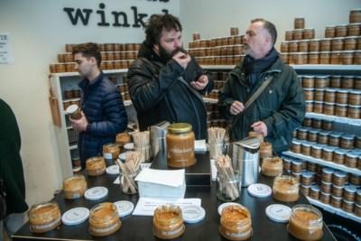 """Eerste pindakaaswinkel van het land geopend in Antwerpen: """"Nu is de vraag, lusten Belgen het ook?"""""""