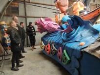 """Week na afgelaste stoet houdt carnavalsvereniging 'open loods':""""Het zou zonde zijn als niet iedereen onze wagen zou zien"""""""
