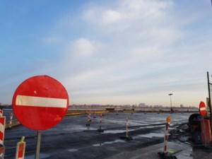 Tijdelijke doorgang aan Scheldekaaien om verkeersoverlast op het Zuid tegen te gaan