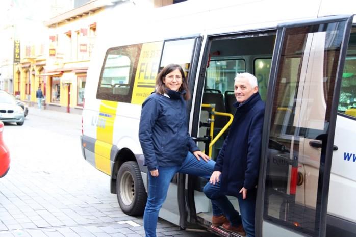Succesverhaal rond Flexbus verlengd tot eind 2021