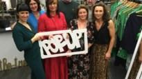 Zeven ondernemers verzamelen zich onder dak van pop-up Pand 105