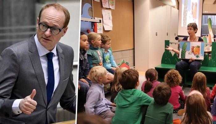 Minister Weyts wil kinderen pas toelaten tot eerste leerjaar wanneer ze voldoende Nederlands kennen