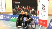 Sporters stapelen bekers op op Belgisch kampioenschap G-badminton