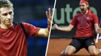 Ruben Bemelmans stunt in Davis Cup, Kimmer Coppejans net niet: Hongarije-België staat 1-1