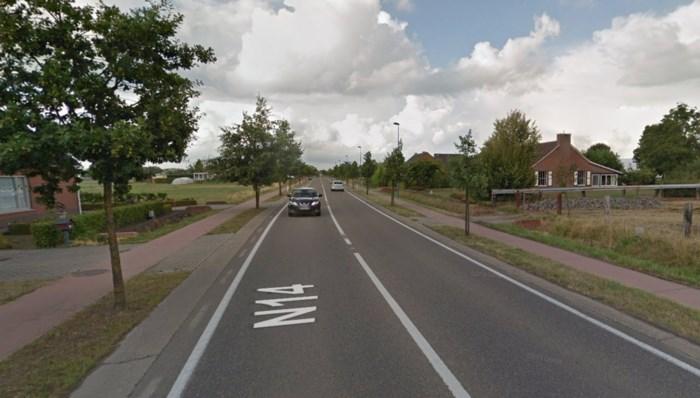 Motorrijder raakt zwaargewond bij inhaalmanoeuvre
