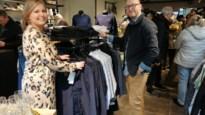 Heren kunnen voor kleding naar Vent