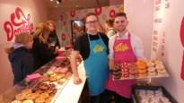 Donuttello neemt vliegende start met pop-up: donuts met een koffiekoekgevoel