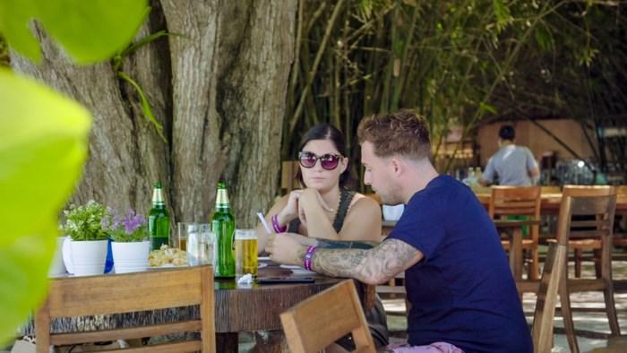 Tijd voor avontuur in 'Blind getrouwd', maar ook voor ongemakkelijke momenten