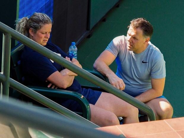 Tegenslag voor Kim Clijsters: Indian Wells afgelast (tot frustratie van Flipkens en Van Uytvanck)