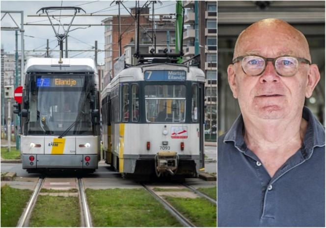 COLUMN. Nog minder tram en nog meer auto?