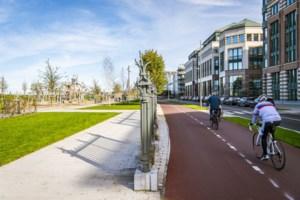 Rijweg en fietspad op Scheldekaaien ter hoogte van Zuid worden heraangelegd