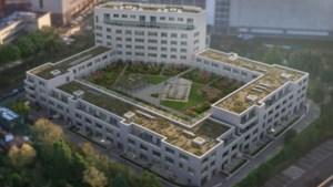 Agfa-Gevaert verwarmt 82 appartementen en Colruyt in nieuwbouwproject 'Zilverkwartier'