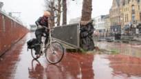 Stad Antwerpen test gladheid fietshelling na resem valpartijen
