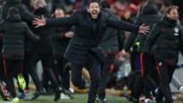 Simeone flikt het weer: Atlético schakelt titelhouder Liverpool uit dankzij doelman Oblak en invaller Llorente