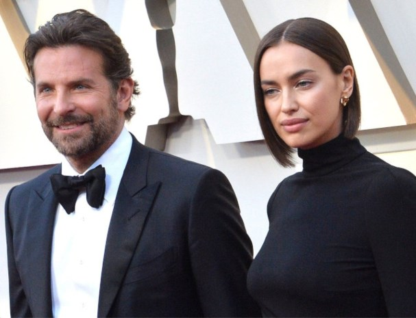 Bradley Cooper en Irina Shayk: uit elkaar, maar nog steeds goed bevriend