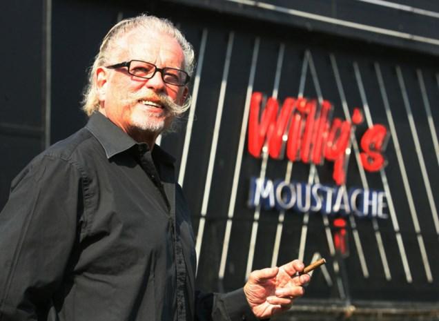 """Legendarische danstempel Willy's Moustache blaast 65 kaarsjes uit: """"Wat ons betreft, doen we er nog eens 65 bij"""""""