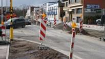 Werken Krijgsbaan lopen maand vertraging op en duren tot begin juni