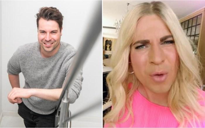 """Stijn Steyaert speelt vlogster Debsy in 'Influencers': """"Ik kan negatieve commentaren wel relativeren"""""""