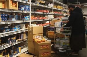"""Stormloop op supermarkten door coronavirus: """"Complete chaos"""""""