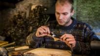 Brasschaats merk Wooden Dandy: vlinderdasjes van hout, met de hand gemaakt