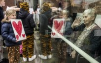 """Tekeningen voor rusthuisbewoners: """"Klein gebaar dat onze buren zo veel warmte geeft"""""""