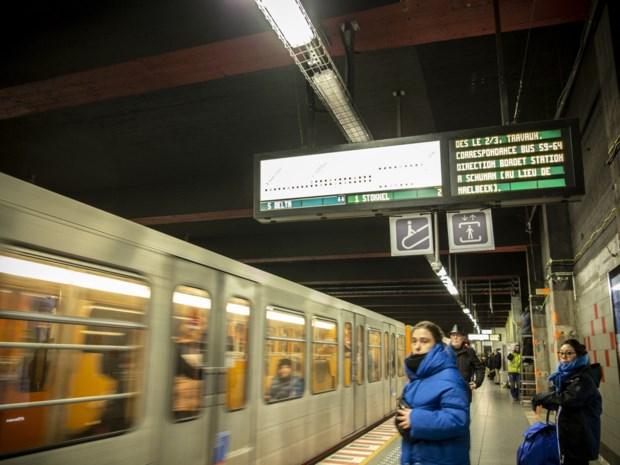 """Wat kan Antwerpen leren van Brussel? """"Gemiddeld om de vier tot vijf minuten een tram of metro"""""""