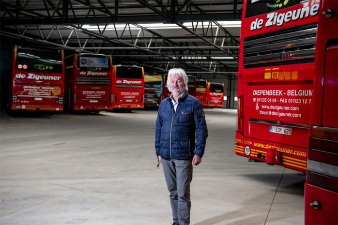 """Busmaatschappijen vrezen bloedbad: """"Horeca wordt gesteund, maar wij niet"""""""
