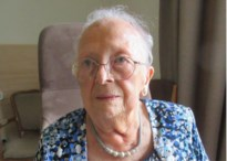 Maria Doms viert 100ste verjaardag zonder familie