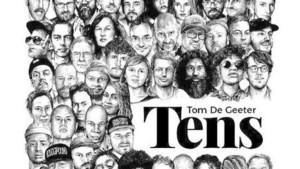 BOEK. Tom De Geeter - Tens