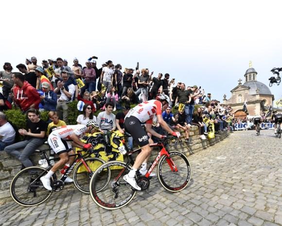 """Minster van Sport Ben Weyts: """"De kans is klein dat de Ronde van Vlaanderen doorgaat"""""""