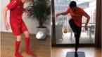Ondertussen bij de Antwerpse clubs: spelers Antwerp dagen elkaar uit met… wc-rol